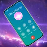 Call from the Universe
